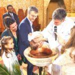 Faire baptiser mon enfant