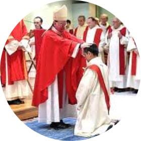 Vocations : prêtre, diacre,  religieux, consacré
