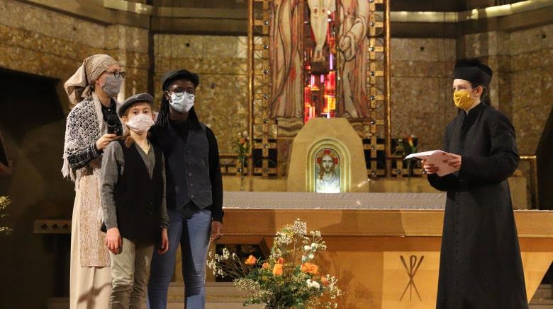 Saynète Saint Jean Bosco – 31 janvier 2021