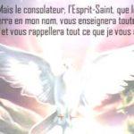 Dimanche de Pentecôte -B : Je vous enverrai l'esprit de vérité
