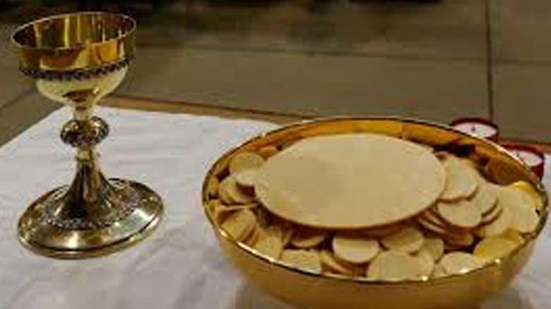 Dimanche du Saint Sacrement du Corps et du Sang de notre Seigneur