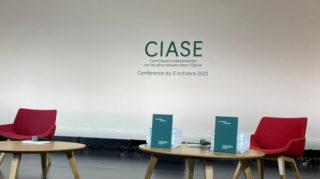 Rapport de la CIASE: messages de Monseigneur Michel Aupetit et de la province de France des Salésiens de Don Bosco / conférence le 19 octobre à St Gabriel